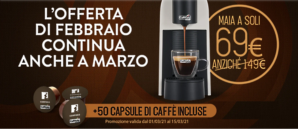 Promo Caffitaly